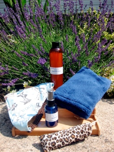 Lavender dog products